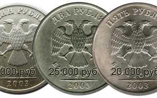 Какие монеты принимает сбербанк россии