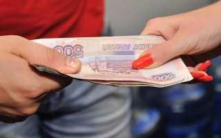 Когда лучше отдавать деньги взятые в долг